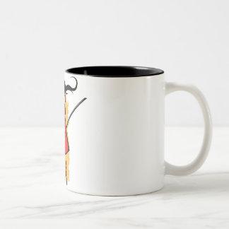 Samurai Girl Coffee Mugs
