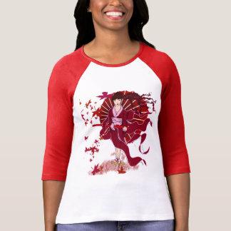 Samurai Girl T-Shirt