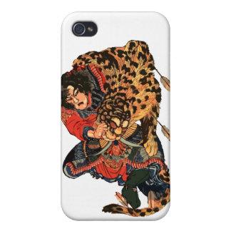 Samurai Hero Covers For iPhone 4