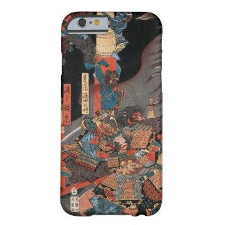 Samurai Hero Minamoto no Yorimitsu Barely There iPhone 6 Case