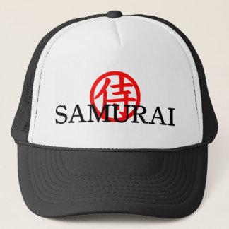 Samurai  Kanji Hat
