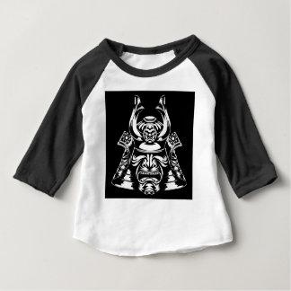 Samurai Mask and Helmet Baby T-Shirt