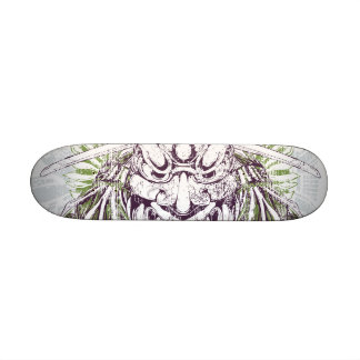 Samurai Mask Dirty Deck Skate Decks