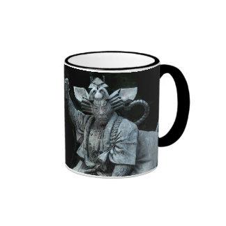 SAMURAI RINGER COFFEE MUG
