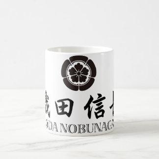 SAMURAI Oda Nobunaga Mugs