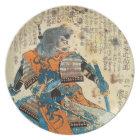 Samurai Orenji Plate