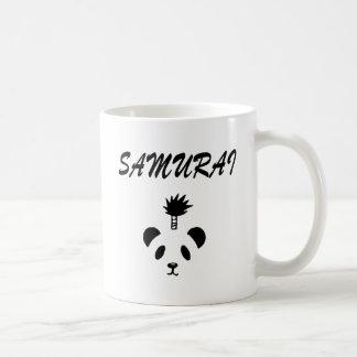 Samurai Panda Mugs