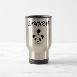 Samurai Panda Coffee Mugs