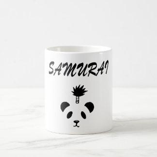 Samurai Panda Coffee Mug