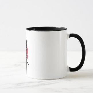 Samurai Pose Mug