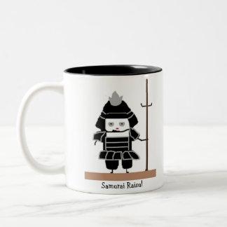 Samurai Rice Mug