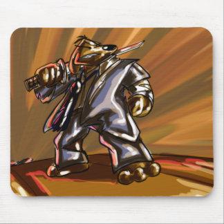 Samurai Sam Mousepad