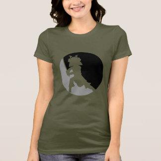 Samurai Silhouette T-Shirt