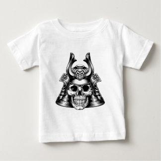Samurai Skull Baby T-Shirt