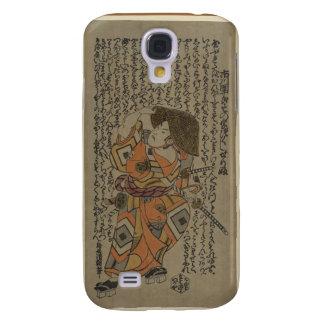 Samurai Surrounded by Puns circa 1722 Samsung Galaxy S4 Case