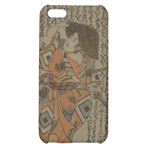 Samurai Surrounded by Puns circa 1722 Case For iPhone 5C