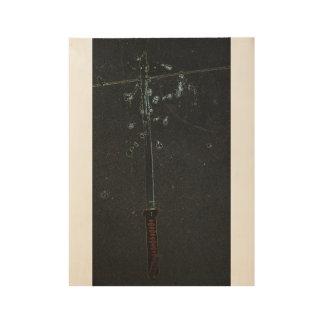 Samurai Sword Wall Art A