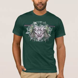 Samurai T-shirt - Dark T-shirt