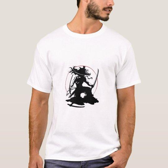 Samurai T-Shirt Japanese