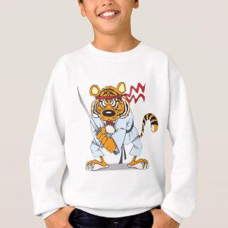 Samurai-Tiger Sweatshirt