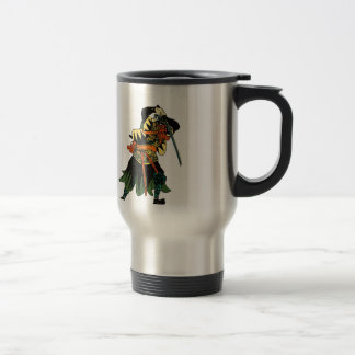 Samurai Travel Mug