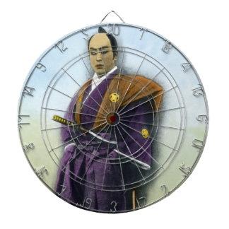 Samurai VIntage Japanese 侍 Dartboards