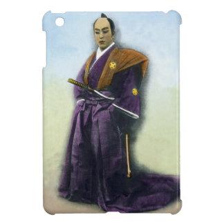 Samurai VIntage Japanese 侍 iPad Mini Cover