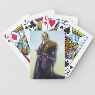 Samurai VIntage Japanese 侍 Deck Of Cards