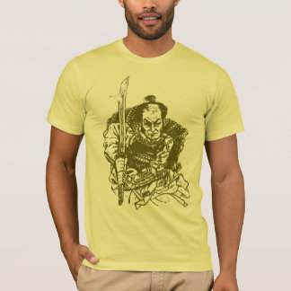 Samurai warlord T-Shirt