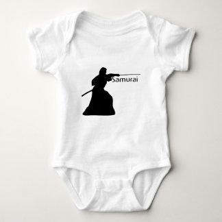 Samurai Warrior Baby Bodysuit