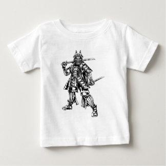 Samurai Warrior Baby T-Shirt