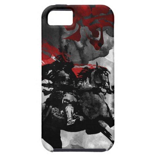 Samurai Warrior iPhone 5 Cases