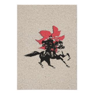 Samurai Warrior Custom Announcement