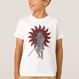 Samurai Warrior Japan T-Shirt
