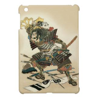 Samurai Warrior Oriental Art 1 Cover For The iPad Mini