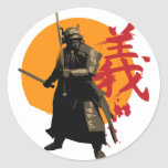Samurai Warrior Sticker