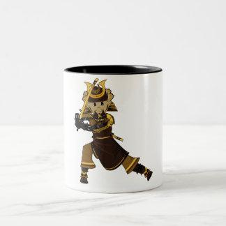 Samurai Warrior with Sword Mug