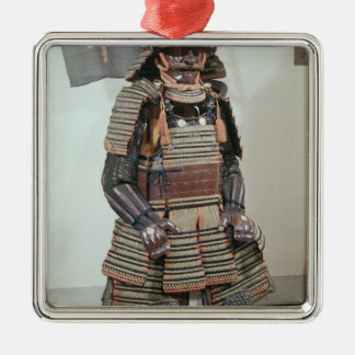 Samurai Warrior's Armour Christmas Ornament