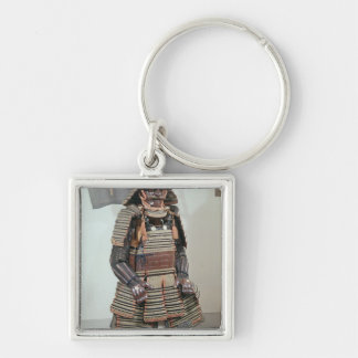Samurai Warrior's Armour Key Ring