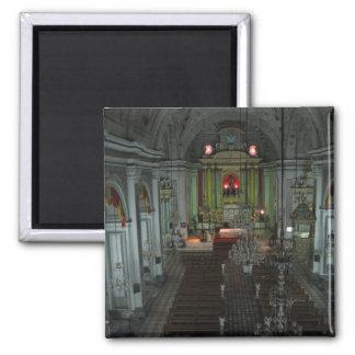 San Agostin church Magnets