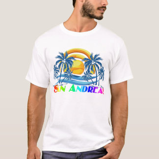 San Andreas Isla, Colombia T-Shirt
