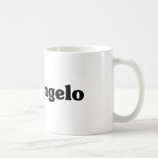 San Angelo  Classic t shirts Classic White Coffee Mug