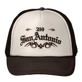 San Antonio 210 Mesh Hat