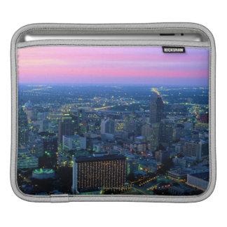 San Antonio at Dusk iPad Sleeve