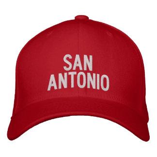 San Antonio Embroidered Hats