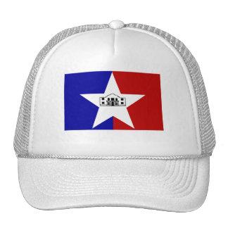 San Antonio Flag Trucker Hat
