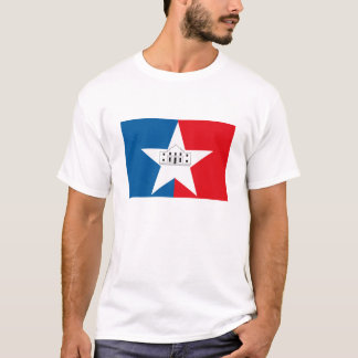 San Antonio Flag T-shirt