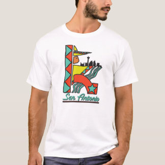 San Antonio Graphic Tee