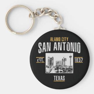 San Antonio Key Ring