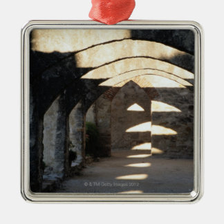 San Antonio Missions Christmas Ornament